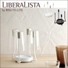 日本 LIBERALISTA 不倒翁多功能瀝水杯/廚餘架 - 共兩色