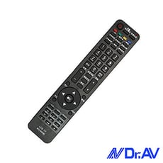 【Dr.AV 聖岡科技】BQ-200明碁/飛利浦 液晶電視專用遙控器
