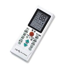 【北極熊】冷氣萬用遙控器(758合一) RC-LPT6A