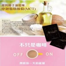 陳冠霖代言 山本富也維納斯咖啡/奶茶/可可 生酮飲食