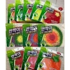 韓國原裝絲光纖維菜瓜布超細纖維環保菜瓜布 玫瑰鍋專用