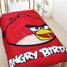 團購價~ANGRY BIRDS憤怒鳥 超柔棉毯暖暖被~