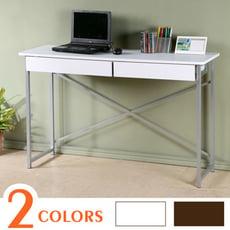 Yostyle 超值附抽工作桌-寬120公分(兩色可選)