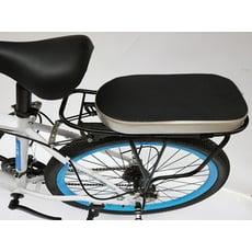 【現貨】自行車後座墊/腳踏車後座墊/單車後座墊/防震座墊/透氣座墊/舒適座墊