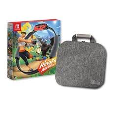 【健身環超值組】Nintendo Switch 健身環大冒險+豪華專用包(可裝主機)