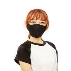 【勤逸軒】Prodigy透氣防曬MIT立體口罩-低調黑M