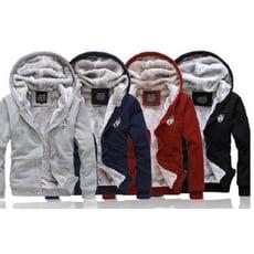 韓版冬季加絨加厚連帽衛衣套裝4款任選J0282