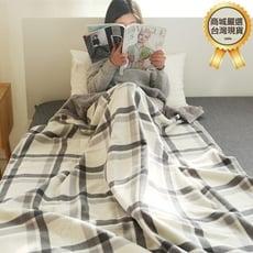 《貳次方》 法蘭絨雙面毛毯 保暖毯 沙發毯 懶人毯