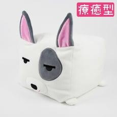 【聖誕節 交換禮物】nicopy  CUBE抱枕 (牛頭梗)/動物枕/造型枕 專櫃正貨 優惠