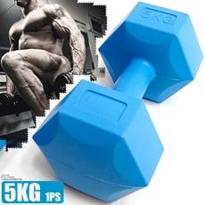 六角5KG啞鈴(單支販售) C113-33525