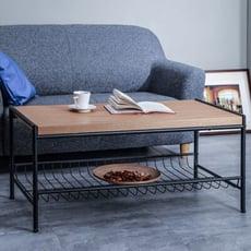 MIT製造  工業風/北歐風茶几桌/長桌