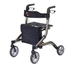 【I Care 艾品輔具】BiBi 輕巧時尚助行器/助行椅/銀髮旅
