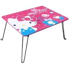 【正版授權】 木製 Hello Kitty 折疊桌 和室桌 兒童桌 茶几 卡通桌