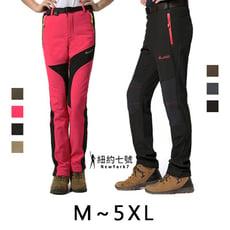 【ABC小中大尺碼服飾】大尺碼 防風防水抗寒衝鋒褲 M-5XL