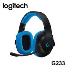 LOGITECH 羅技 G233 幻競之聲 有線遊戲 耳機麥克風