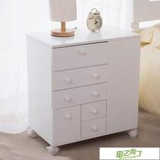 移動化妝桌 實木客廳可移動梳妝台簡約現代梳妝桌翻蓋梳妝鏡小戶型臥室平價屋 - 整裝,白色