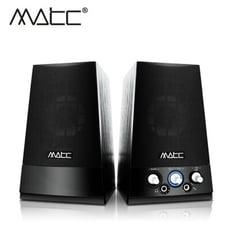 福利品/展示機-【MATC】MA-2210 2.0聲道多媒體喇叭 魔音天使