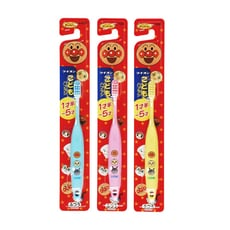 日本獅王麵包超人牙刷1.5~5歲