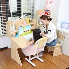 加大桌椅 桌子 椅子 學習書桌椅 電腦桌 成長書桌椅 矯姿椅 功能學習桌 電腦椅 兒童椅帶桌上書架