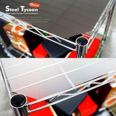 【Steel Tycoon】層架用PP板(適用35x90/45x60/45x90cm層架)