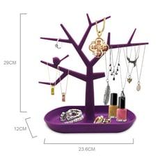 樹枝飾品架(盒裝) 藝品 銀飾 金飾 耳環 項鍊 展示架 157Y-832