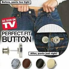 萬用鈕釦 牛仔褲 扣子 襯衫 褲子 替補遺失 袖扣 鈕扣