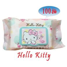 Hello Kitty凱蒂貓濕紙巾  衛生紙 紙巾 廁所 浴室 隨身抽 隨身包 柔濕巾