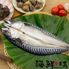 【海鮮主義】薄鹽鯖魚一夜干(330g/包)