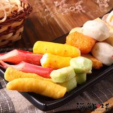 【海鮮主義】綜合火鍋料(300g/包)