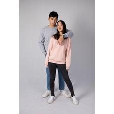 台灣製 韓版 20色 保暖 內刷毛  大學T 情侶款