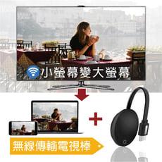 【高清同步】HDMI手機電視棒 無線影音傳輸器 手機平板電視分享器