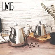 LMG 304不銹鋼茶壺1.2L(飯店愛用款)