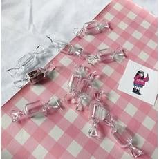糖果耳環收納盒 耳環飾品收納盒 耳環戒指小收納盒 糖果盒飾品盒 造型 交換禮物 情人節