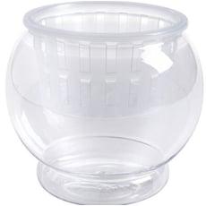 彈力魚缸SG557 透明水培大花瓶魚缸家庭園藝資材花盆多肉稙物