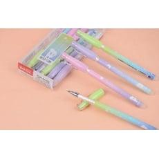 神奇魔力中性擦擦筆【NF438】學生全針管可擦筆 0.38mm摩易擦 中性筆 擦擦筆