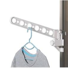 SK018加厚款 新型堅固萬用折疊窗框曬衣架 窗框掛衣架子掛衣桿掛窗戶創意衣架陽台窗台涼衣服晾襪子的
