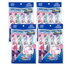 《刷樂》新動感牙刷-一般標準型刷頭(4支/包)