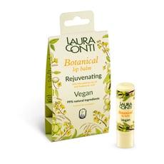 LauraConti 諾拉康緹 百分百純植萃Q彈潤唇膏-夏威夷堅果油/玻尿酸