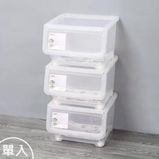 聯府直取式收納箱中20L掀蓋式整理箱玩具置物箱LF-520
