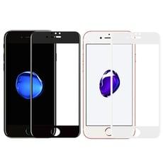 iPhone6/6s/6+/6s+/7/8/7+/8+/SE2 5D曲面 滿版 9H鋼化玻璃保護貼
