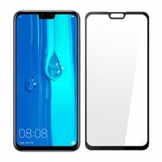 HUAWEI Y9(2019) 全膠滿版鋼化玻璃保貼