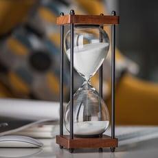 30分鐘沙漏計時器擺件