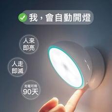 360度LED超節電智能人體感應小夜燈