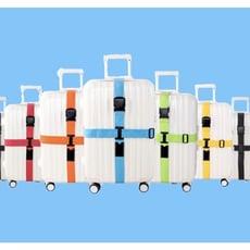行李箱綁帶/旅行箱十字束帶