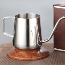 304不銹鋼咖啡手沖壺(350ML)