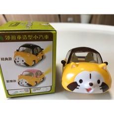 小小浣熊 小汽車玩具手電筒(經典款