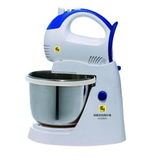 【鍋寶】手持/立式兩用美食打麵器攪拌機(HA-3266-D)