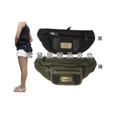 腰包小容量貼身設計防水帆布+皮革材質外出休閒運動上班旅行防竊盜貼身男女全齡適用