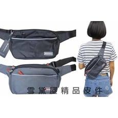 腰包多功能腰包台灣製造品質保證防水尼龍布可腰包斜側背