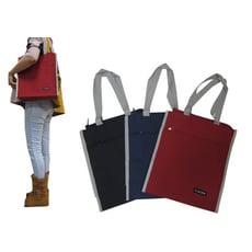 餐袋小容量MIT外水瓶袋簡單外出提袋上學書包外置教具品雨衣傘便當袋防水尼龍布
